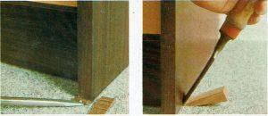 cerniere rotte mobili armadi