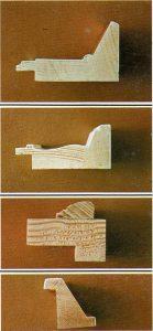 modanatura costruire una cornice