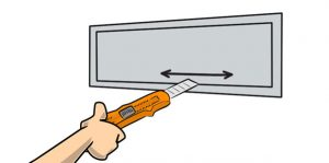 come cambiare tapparella aprire cassonetto