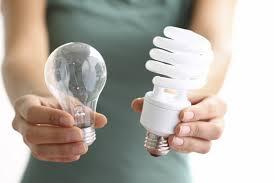 come cambiare una lampadina
