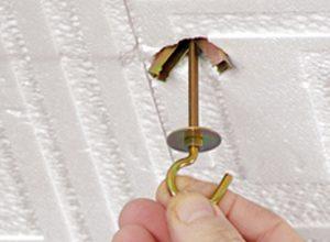 montaggio lampadario a sospensione 1
