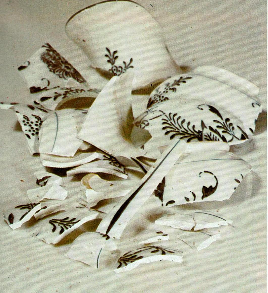 porcellana riparazione incolla