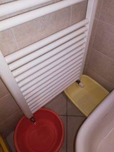 sfiatare termosifoni dall'acqua 1