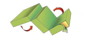 come costruire un maxi pouf