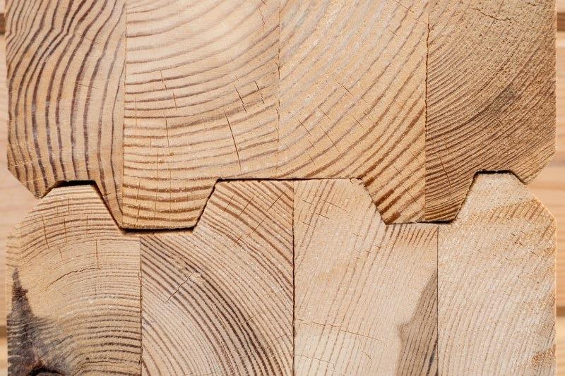 giunzione legno